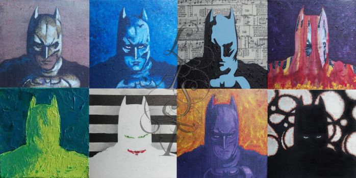 Batmen by Santorn