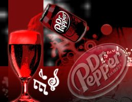 Friday Night With Dr Pepper by Ahmani2011
