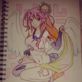 Jibril colour by Rosemaryjane94