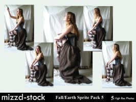 Fall+Earth Sprite Pack 5 by mizzd-stock