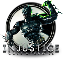Injustice Gods Among Us - Batman by xDarkArchangel