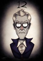 Doctor Burton 12 by The-Spooky-Man