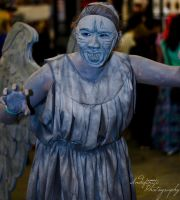 I Said Don't Blink by Indefinitefotography