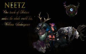 Neetz Mmo-Champion request! by Banan163