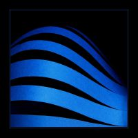 Curves in Blue part 3 by Rob1962