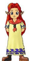 Younger Malon by nokel