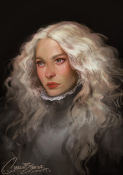 Crimson Peak by Charlie-Bowater