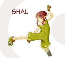 Introducing Shal by theanimejump