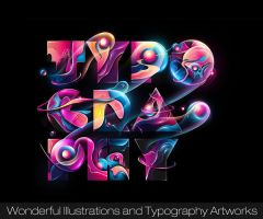 Wonderful-Illustrations-and-Typography-Artworks-by by jack05234