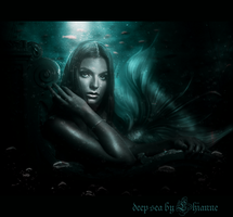 deep sea by Lhianne