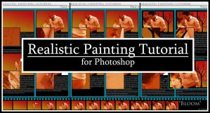 Realistic Painting Tutorial by Nero749