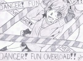 FUN OVERLOAD!! by Amidarax
