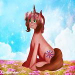 .: flower field - Leon :. by ASinglePetal