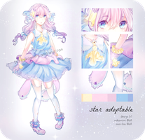 star adoptable AUCTION- CLOSED by nakamimi