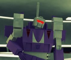 Blitzwing by masterofall