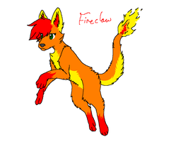 AT with Kobi - FireClaw by XspottedclawX