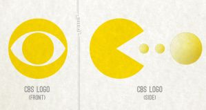 CBS = PAC MAN! by Nikkolas-Smith