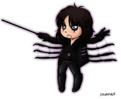 Alice Cooper Chibi 3 by SavanasArt