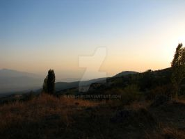 Mount Sipylus- Manisa-Turkey-6 by Ekahuei
