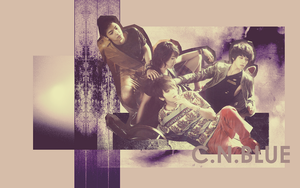 CNBLUE Wallpaper by singthistune