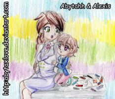 BB: My Little Son by Abyzz01