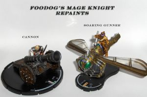My repaints 4 by FooDogTenchi