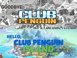 #HelloClubPenguinIsland by Catali2016