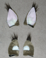 Caracal ears by Bladespark