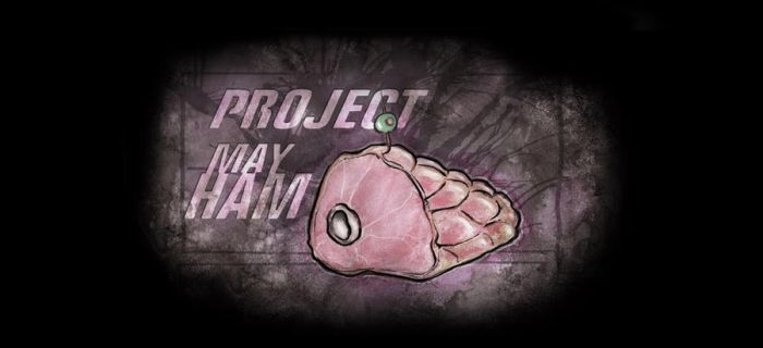 PROJECT MAY HAM by mister-bones