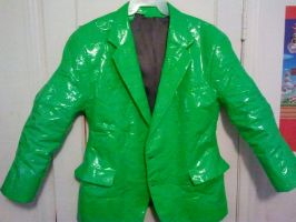 Duct Tape Jacket by DuctileCreations