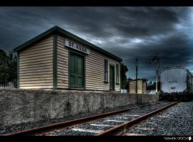 St Kilda by shadowfoxcreative