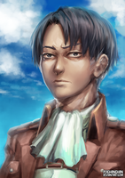 Levi(edited) by Poichanchan