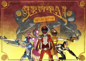 cirque de sentai by house-of-26
