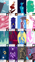Music and Color Schemes by Oreramar