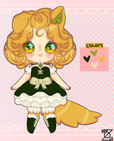 Saint Patty's Day Adopt! CLOSED! by zovielle