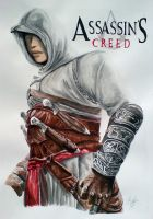 Assassins Creed Commission by Tyleen