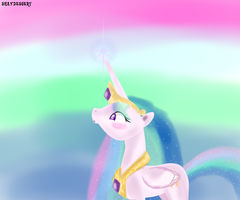 Just Look Up by shaydessert