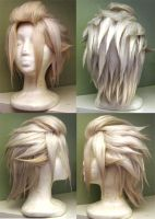 Young Master Xehanort Wig - Restyled by NSCosplay