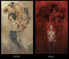 Chasing Ghosts 2009-2013 by SarahLynnReynolds