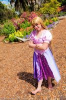 Rapunzel Unbraided by CostumesbyCait