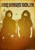 Band Poster: The Mars Volta by elcrazy