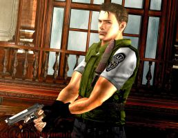 Chris Redfield: Alpha Team Marksman. by ChristopherJRedfield