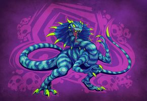 Intoxicating Insanity by squeedgemonster