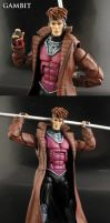 Marvel Legends Gambit by Jin-Saotome