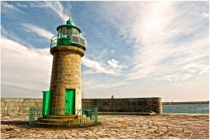 lighthouses by baarisa