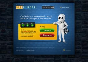 Carfinder by indestudio
