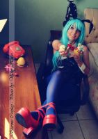 Want some?? by Shermie-Cosplay