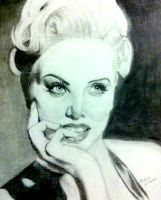 Charlize by BellaGraceArt