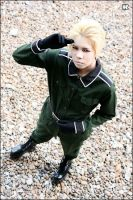 Cosplay APH -  Germany by kei-devyluzth