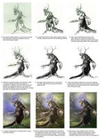 Forest_Spirit_Tutorial by Trevor-Stephen-Smith